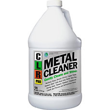 CLR Jelmar LLC Pro Metal Cleaner