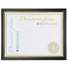 Wall Mountable Certificate Frame 8 12