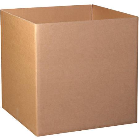 "Office Depot® Brand Triple-Wall Gaylord Bottoms, 48""H x 48""W x 48""D, Kraft, Bundle Of 5"