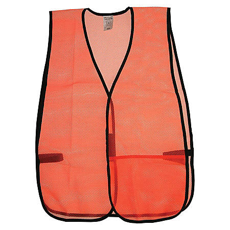 R3® Safety General Purpose Safety Vest, Orange