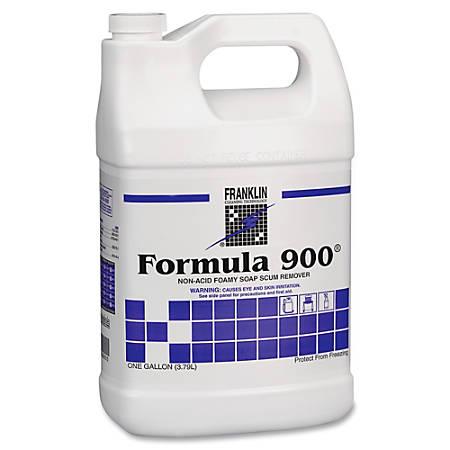 Franklin Chemical Formula 900 Soap Scum Remover - Liquid - 1 gal (128 fl oz) - 1 Each