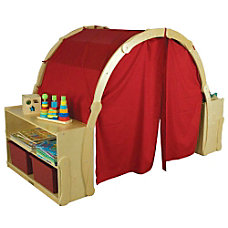 ECR4Kids Discovery Cove Play Center Red