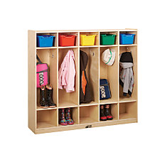 ECR4Kids Coat Locker Straight 48 H