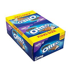 Milka Oreo King Size Chocolate Bars