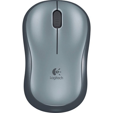 Logitech® M185 Wireless Mouse, Gray Item # 161077