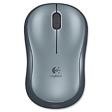 Logitech M185 Wireless Mouse Gray