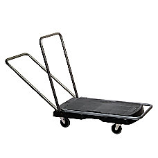 Rubbermaid Triple Trolley Utility Cart 20