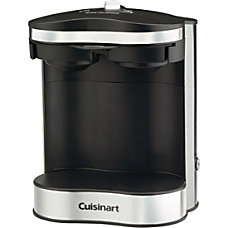 Cuisinart 2 Cup Stainless Steel Brewer