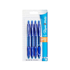 Paper Mate Profile Retractable Ballpoint Pens