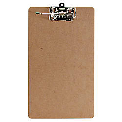 Office Depot Brand Clipboard With Arch