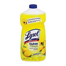 Lysol All Purpose Cleaner Sparkling Lemon