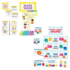 Creative Teaching Press Place ValueShapes Bulletin