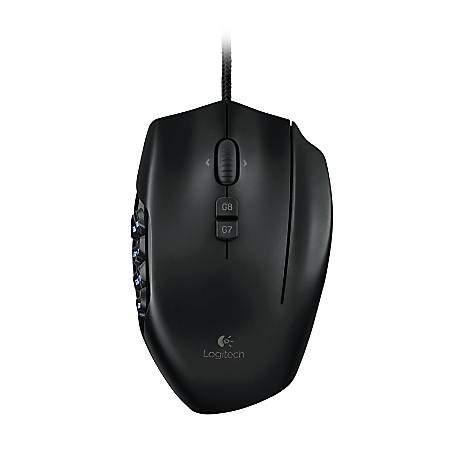 Logitech® MMO Gaming Mouse, G600