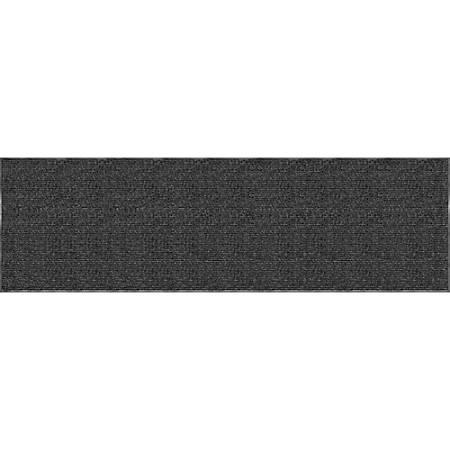 Office Depot® Brand Tough Rib Floor Mat, 3' x 10', Charcoal