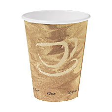 Solo Polycoated Hot Paper Cups 12