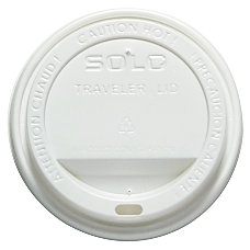 Solo Cup Traveler Hot Cup Lids