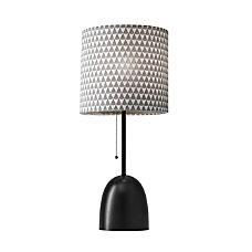 Adesso Lola Table Lamp 29 Black