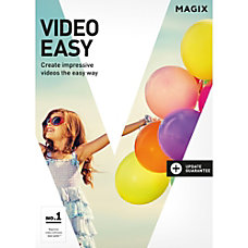MAGIX Video easy Download Version