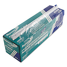 Reynolds Wrap PVC Food Wrap Film