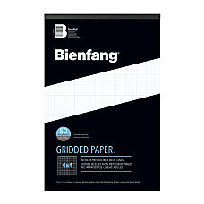 Beinfang Gridded Paper Pad 11 x