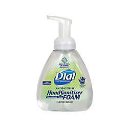 Dial Antibacterial Foaming Hand Sanitizer No