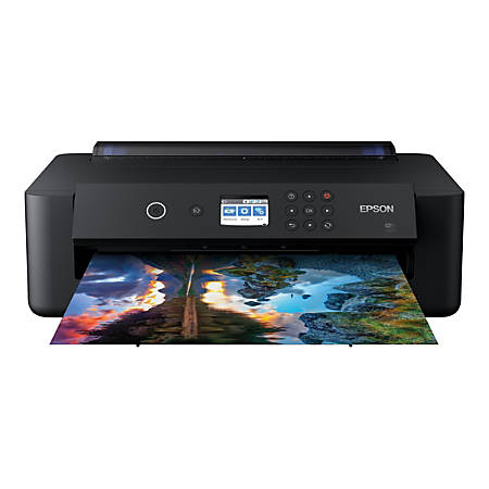 """Epson® Expression® Photo HD XP-15000 Wireless Color 44"""" Inkjet Wide-Format Printer, C11CG43201"""