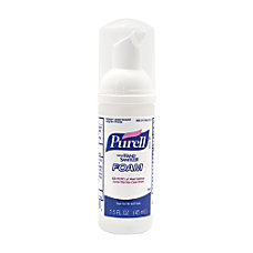 Purell Advanced Unscented Hand Sanitizer Foam