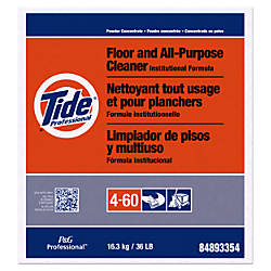 Tide Professional Floor And All Purpose