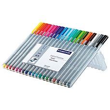 Staedtler Triplus Fineliner Porous Point Pens