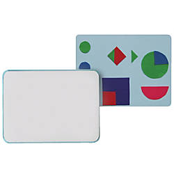 Flipside Combination FlannelDry Erase Bulletin Board