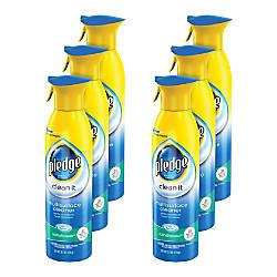 Pledge Clean Dust Multi Surface Aerosol