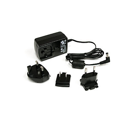StarTech.com 12V DC 1.5A Universal Power Adapter
