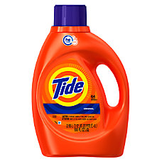 Tide HE Liquid Laundry Detergent Original