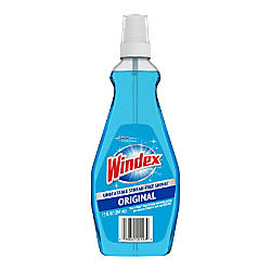 Windex Ammonia D Glass Cleaner Ready