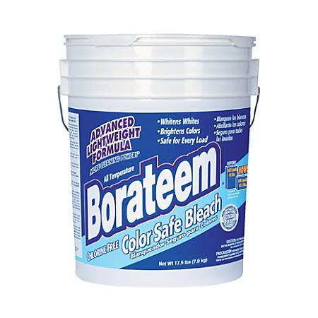 Dial Borateem Color-Safe Bleach, Powder, 17.5 Lb