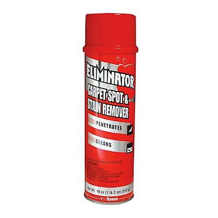 Dymon Eliminator Carpet Spot And Stain Remover, 20 Oz, Case Of 12