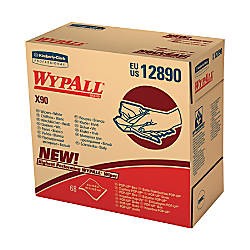 WYPALL X90 Cloths Industrial 8 310