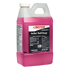 Betco Sanibet Multi Range Sanitizer 676