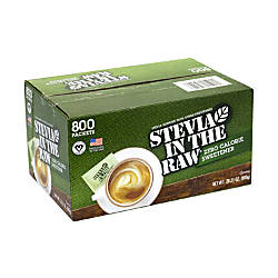 Stevia In The Raw Packets Box