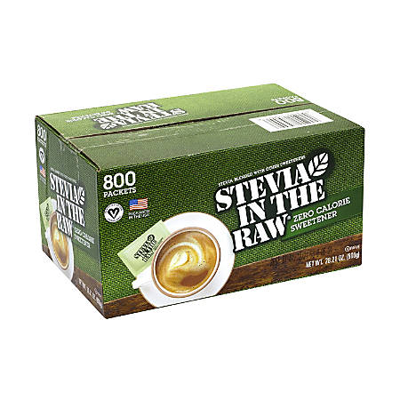 Stevia In The Raw™ Packets, Box Of 800