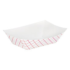 Dixie Kant Leek Paper Food Tray