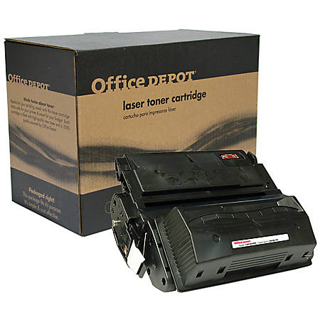 Office Depot® Brand 39A Remanufactured Toner Cartridge Replacement For HP 39A Black