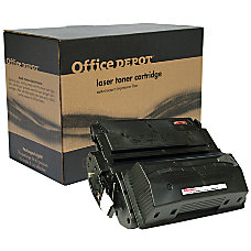Office Depot Brand 39A Remanufactured Toner