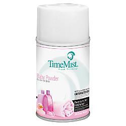 TimeMist Metered Dispenser Baby Powder Scent