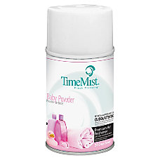 TimeMist Metered Dispenser Baby Powder Scent