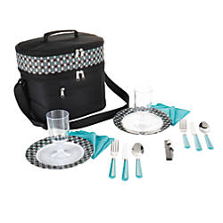 GNBI Picnic Cooler Set For 2