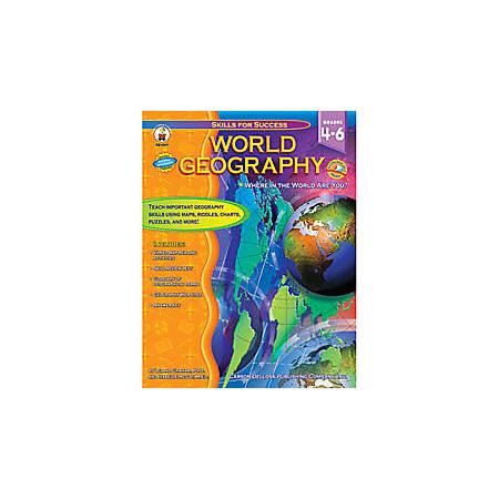 Carson-Dellosa Skills For Success Book — World Geography