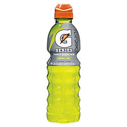 Gatorade Lemon Lime 24 Oz Case