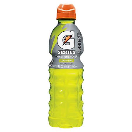 Gatorade® Lemon Lime, 24 Oz., Case Of 24