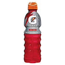 Gatorade Fruit Punch 24 Oz Case